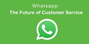 Klantenservice Whatsapp Uitbesteden